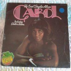 Discos de vinilo: CAROL DOUGLAS - THE CAROL DOUGLAS ALBUM. Lote 178981300