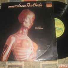 Discos de vinilo: MUSIC FROM THE BODY PINK FLOYD ROGER WATERS (EMI-1974) OG ESPAÑA. Lote 178983308