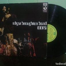 Discos de vinilo: EDGAR BROUGHTON BAND OORA LP SPAIN 1973 PEPETO TOP . Lote 178983578
