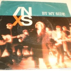 Discos de vinilo: SINGLE INXS. BY MY SIDE. THE OTHER SIDE. MERCURY 1991 GERMANY.(PROBADO Y BIEN, SEMINUEVO). Lote 178984662