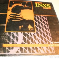 Discos de vinilo: SINGLE INXS. IN EXCESS. DON'T CHANGE. MERCURY 1983 SPAIN .(PROBADO Y BIEN). Lote 178984877