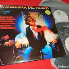 Discos de vinilo: LA MAQUINA DEL TIEMPO 2LP 1993 BLANCO Y NEGRO GATEFOLD SPAIN ESPAÑA RECOPILATORIO CO.RO+DOUBLE YOU++. Lote 178985843