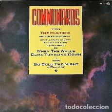 Discos de vinilo: COMMUNARDS PRESENTA THE MULTIMIX. Lote 178989143