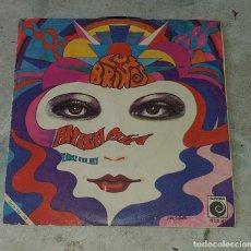 Discos de vinilo: LOS BRINCOS: AMIGA MÍA/ ERASE UNA VEZ (NOVOLA 1968). Lote 178993420