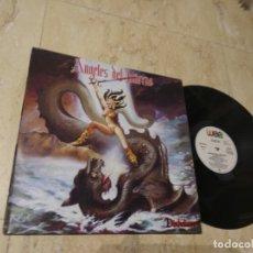 Discos de vinilo: ANGELES DEL INFIERNO – DIABOLICCA -LP-1985 WEA – 24 0659-1-PROMOCIONAL!! ESTADO NM/ NM. Lote 178999103
