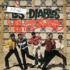 Discos de vinilo: LOS DIABLOS / EN CASA DE TOMAS / EN TI LO ENCONTRE (SINGLE 1969). Lote 179000728
