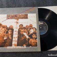 Discos de vinilo: ILEGALES AGOTADOS DE ESPERAR EL FIN VINILO LP TEMA A1-B1 CON DEFECTO. Lote 179001352