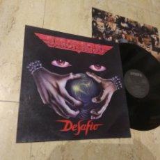 Discos de vinilo: LP BARÓN ROJO - DESAFIO -AVISPA, ALP - 016 , 1992-NM / NM - CONTIENE FUNDA CON LETRAS. Lote 179001915