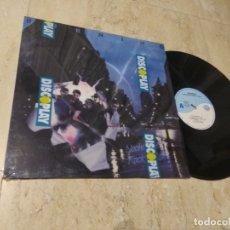 Discos de vinilo: BURNING -NOCHES DE RROCK AND ROLL-LP- EDICION 1991-PERFIL- COMO NUEVO-AUN CON PLASTIC DE DISCOPLAY-. Lote 179003482