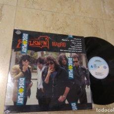 Discos de vinilo: BURNING -MADRID -LP- EDICION 1991-PERFIL- COMO NUEVO-AUN CON PLASTICO DE DISCOPLAY-. Lote 179003765