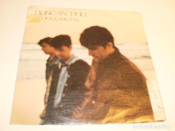 SINGLE DUNCAN DHU CIEN GAVIOTAS. QUIÉN PINTÓ LAS ESTRELLAS GRABAC ACCIDENTALES 1986 (PROBADO Y BIEN) (Música - Discos - Singles Vinilo - Grupos Españoles de los 90 a la actualidad)