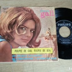 Discos de vinilo: EP-FRANCE GALL-1965-SPAIN-. Lote 179006453