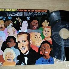 Discos de vinilo: EP-BING CROSBY-1970-SPAIN-. Lote 179006547