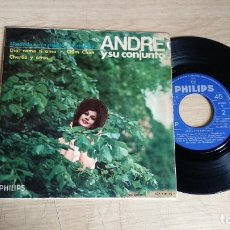 Discos de vinilo: EP-ANDRE Y SU CONJUNTO-1966-SPAIN-. Lote 179006793