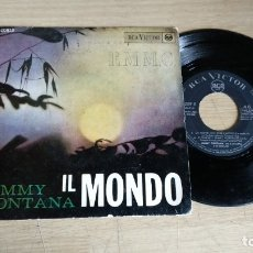 Discos de vinilo: EP-JIMMY FONTANA-1965-SPAIN-. Lote 179007388