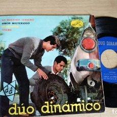 Discos de vinilo: EP-DUO DINAMICO-1963-SPAIN-. Lote 179007772