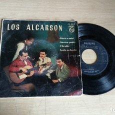 Discos de vinilo: EP-LOS ALCARSON-1960-SPAIN-. Lote 179008083
