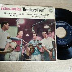 Discos de vinilo: EP-BROTHERS FOUR-1968-SPAIN-. Lote 179008918