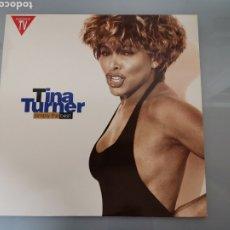 Discos de vinilo: DOBLE LP VINILO TINA TURNER SIMPLY THE BEST 1991. Lote 179012546