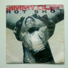 Discos de vinilo: JIMMY CLIFF - HOT SHOT, CBS, 1985. HOLLAND.. Lote 179015323