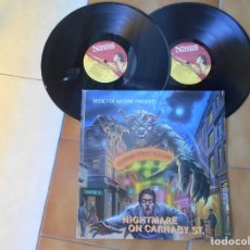 Discos de vinilo: NIGHTMARE ON CARNABY STREET-LP DOBLE-ENGLAND. Lote 179021352