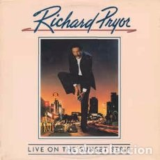 Discos de vinilo: RICHARD PRYOR - LIVE ON THE SUNSET STRIP (LP, ALBUM) LABEL:WARNER BROS. RECORDS CAT#: BSK 3660 . Lote 179022676