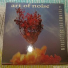 Discos de vinil: THE ART OF NOISE - THE AMBIENT COLLECTION. Lote 179026726