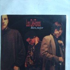 Discos de vinilo: LOS DEL TONOS BIEN, MEJOR 1992. Lote 179030462