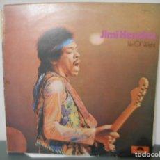 Discos de vinilo: JIMI HENDRIX - ISLE OF WIGHT. Lote 179030578