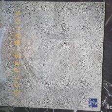 Discos de vinilo: GOLPES BAJOS MAXI A SANTA COMPAÑA - COLECCIONO MOSCAS. Lote 179032815