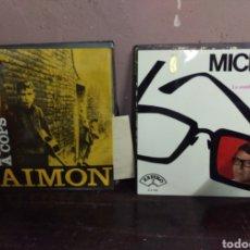 Discos de vinilo: LOTE DISCOS: 15 SINGLES. Lote 179032960