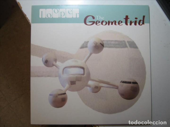 LOOPER THE GEOMETRID LP VINILO NUEVO A ESTRENAR. (Música - Discos - LP Vinilo - Techno, Trance y House)