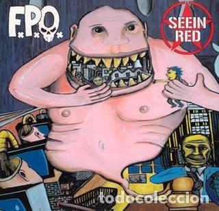 FXPXOX / SEEIN RED - FXPXOX / SEEIN RED (Música - Discos - LP Vinilo - Punk - Hard Core)