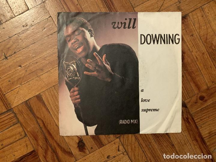 WILL DOWNING – A LOVE SUPREME GÉNERO: ELECTRONIC, FUNK / SOUL ESTILO: HOUSE, SOUL AÑO: 1988 PISTAS (Música - Discos - Singles Vinilo - Techno, Trance y House)