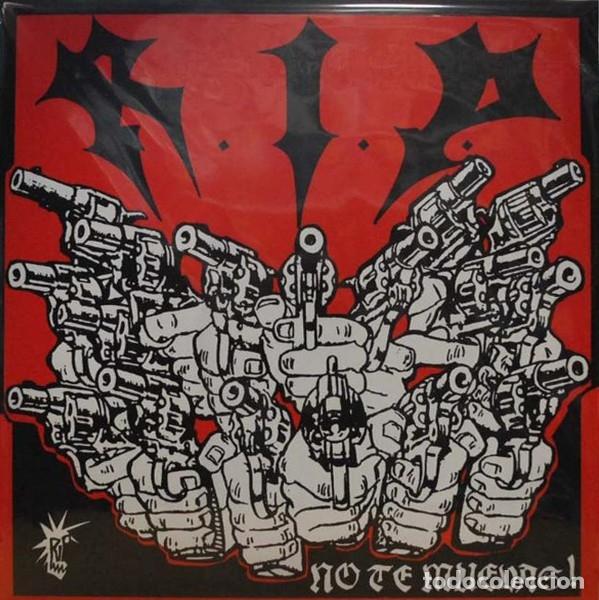 R.I.P. - NO TE MUEVAS - 2014 GUNS OF BRIXTON - CON POSTER Y LIBRETO - VINILO NEGRO (Música - Discos - LP Vinilo - Punk - Hard Core)