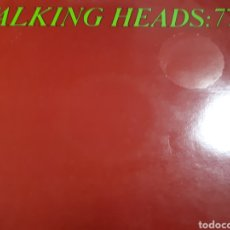 Discos de vinilo: TALKING HEADS 77. Lote 179035908