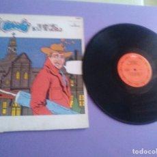 Discos de vinilo: MUY RARO/JOYA LP ORIGINAL.DAVID BOWIE.THE MAN WHO SOLD THE WORLD / EDICIÓN AMERICANA / MERCURY 1970 . Lote 179039152