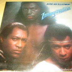 Discos de vinil: IMAGINATION - ED. ESPAÑOLA 1982 - SUPER SINGLE . Lote 179040492