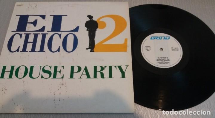 EL CHICO 2 / HOUSE PARTY / MAXI-SINGLE 12 INCH (Música - Discos de Vinilo - Maxi Singles - Techno, Trance y House)
