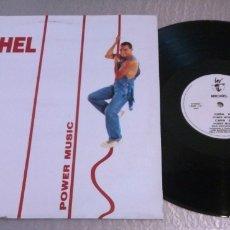 Discos de vinilo: MICHEL / POWER MUSIC / MAXI-SINGLE 12 INCH. Lote 179057088
