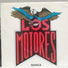 Discos de vinilo: LOS MOTORES MONICA. Lote 179059672
