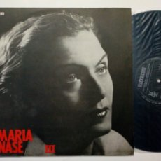 Discos de vinilo: LP: MARIA TANASE III (ELECTRECORD, 1977) - DIN CINTECELE MARIEI TANASE (III) - RUMANÍA -. Lote 179066565