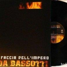 Discos de vinilo: BANDA BASSOTTI - L'ALTRA FACCIA DELL 'IMPERO - COMBAT ROCK - SKA -. Lote 210344561