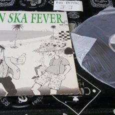 Discos de vinilo: LATIN SKA FEVER. Lote 179077771