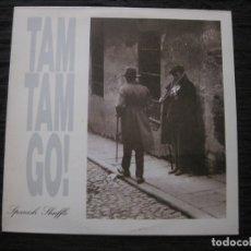Discos de vinilo: TAM TAM GO SPANISH SHUFFLE MAXI SINGLE. Lote 179078206