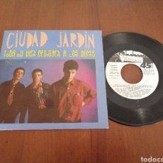 Discos de vinilo: CIUDAD JARDÍN TODA SU VIDA DEDICADA A LOS DEMÁS LA GENERAL 1989. Lote 179079141