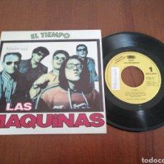 Discos de vinil: LAS MÁQUINAS EL TIEMPO PROMO EPIC 1992. Lote 179081571