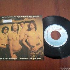 Discos de vinil: PARACHOKES ENTRE REJAS HISPAVOX 1992. Lote 179081723