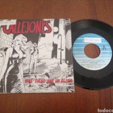 Discos de vinil: CALLEJONES MÁS TIRAO QUE UN BLUES FONOMUSIC 1990. Lote 179082006