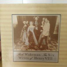 Discos de vinilo: RICK WAKEMAN. Lote 179083031
